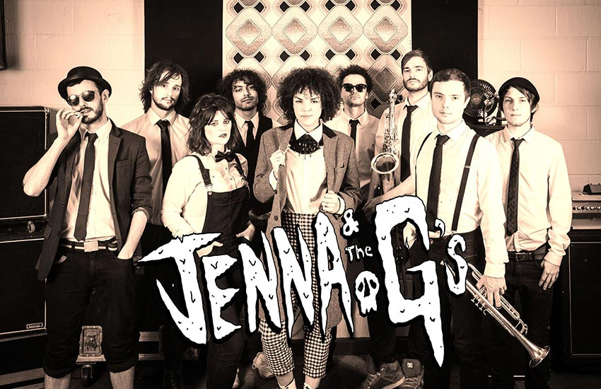Jenna and the Gs